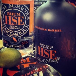 HSE Black Sheriff rum to be sold in Auchan and Carrefour